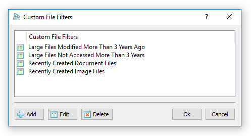 DupScout Duplicate Files Custom Categories and Filters